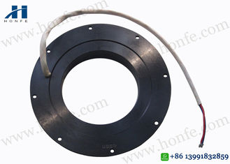 HTCH-0009 Picanol Loom Spare Parts Picanol Slow Coil Disc Steel Material